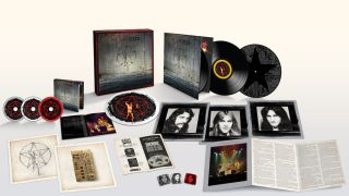 The Rush 2112 Super Deluxe 40th Anniversary reissue package