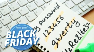 Password Manager Black Friday Splash