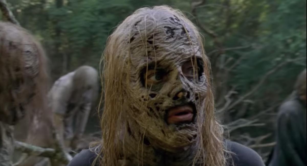 the walking dead alpha in mask season 10