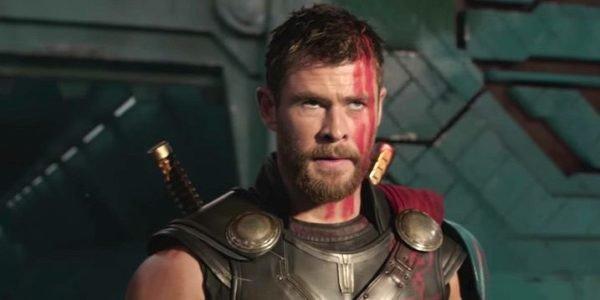 Chris Hemsworth -Thor: Ragnarok