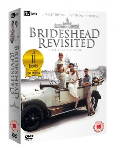 Brideshead Revisited - TV series on DVD