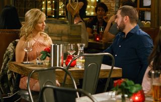 Aidan asks Sarah out – with a little persuasion from Bethany