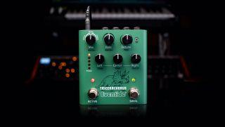 Eventide's new TriceraChorus pedal