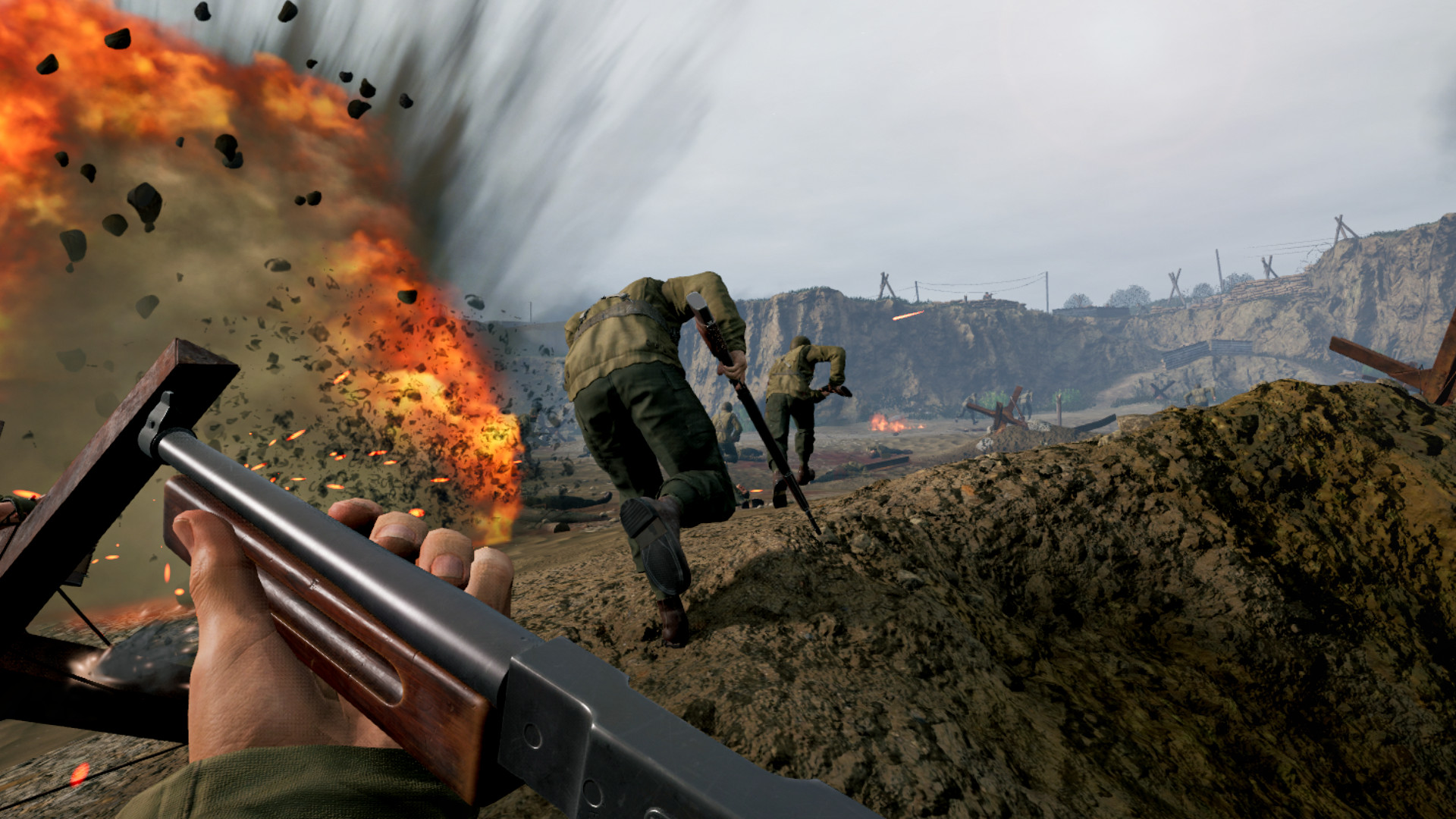 Medal of Honor: Above and Beyond review
