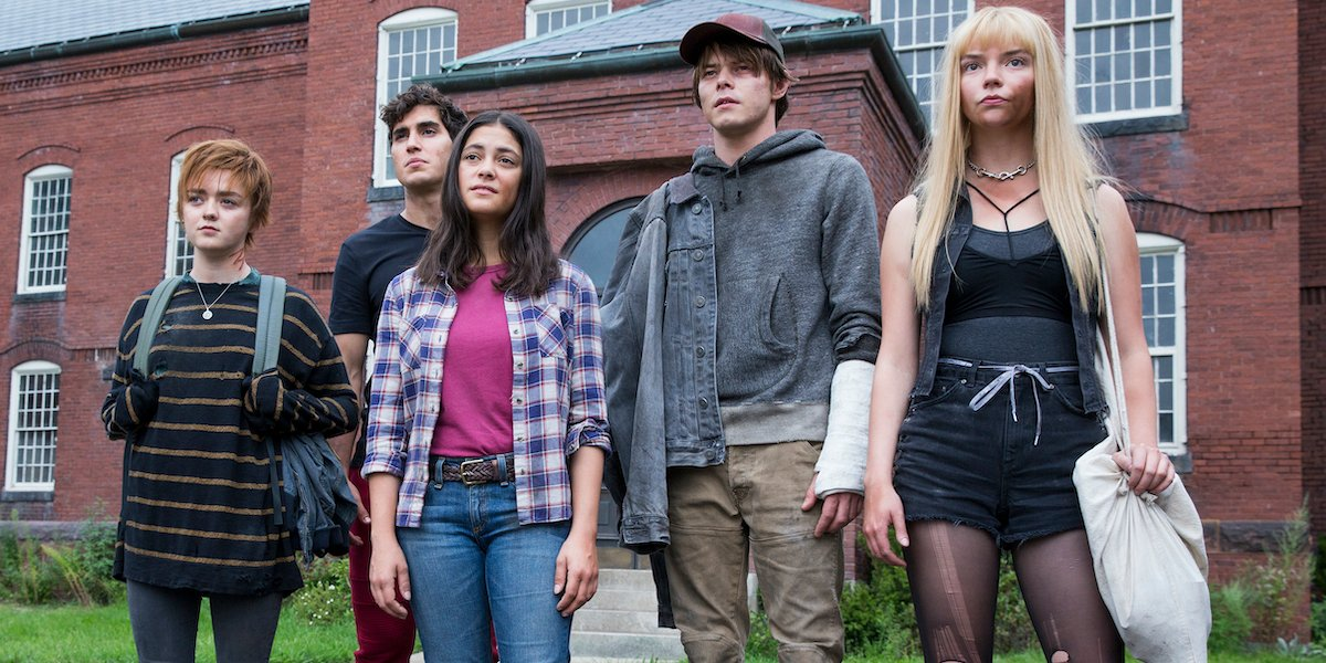 Watch a terrifying scene from The New Mutants