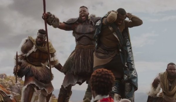 winston duke m'baku Black Panther