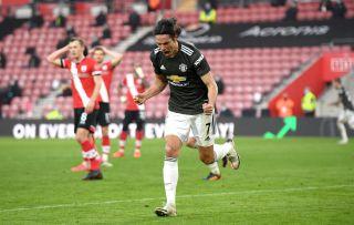 Southampton v Manchester United – Premier League – St Mary's Stadium
