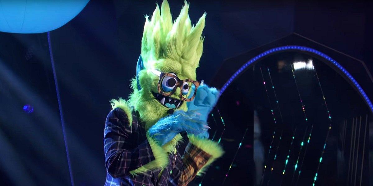 The Monster The Masked Singer Fox