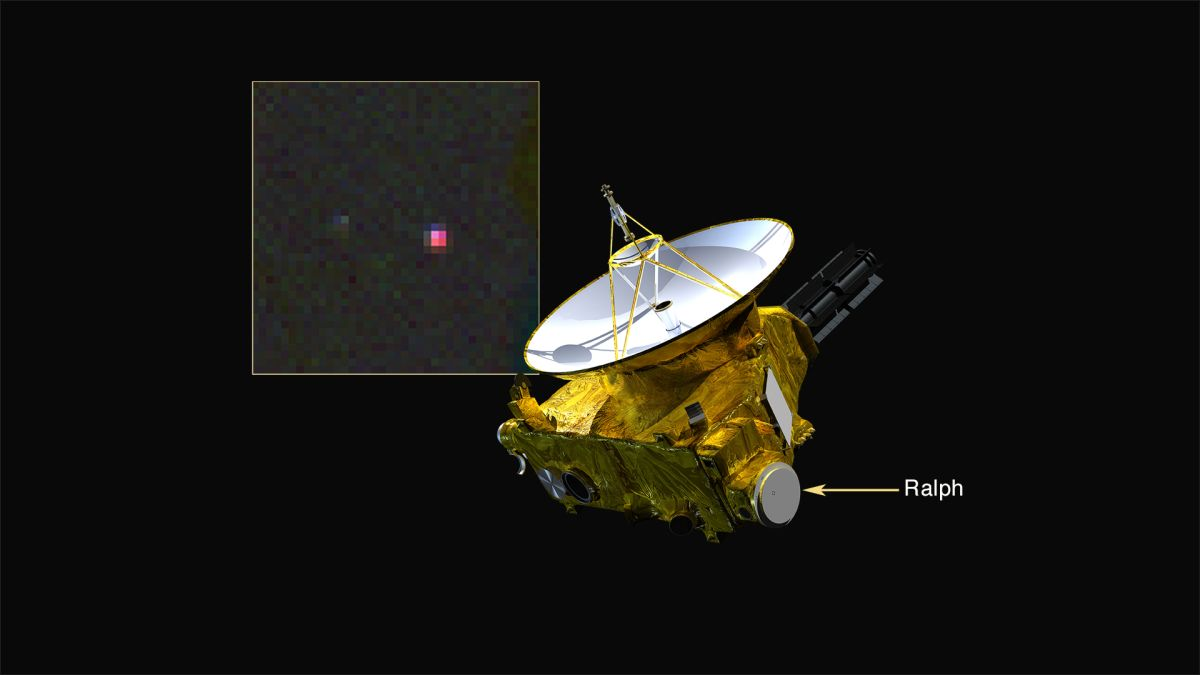 Kerberos Moon Of Plluto: New Horizons Spots Methane Ice On Pluto