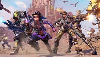 Borderlands 3 crossplay update
