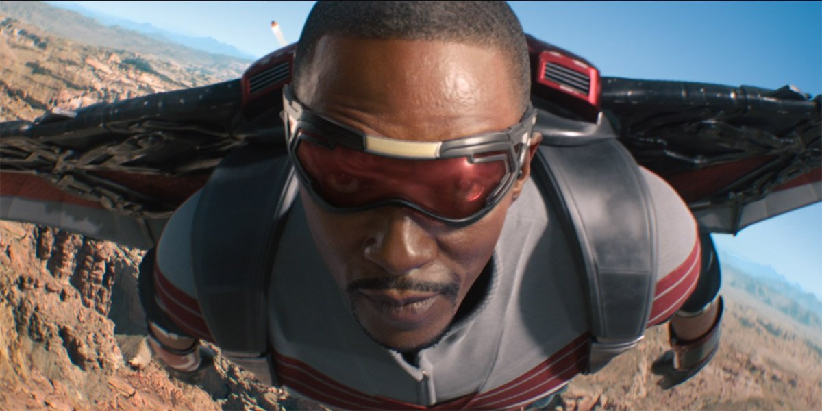 The Falcon And The Winter Soldier: 6 Questions We Have After The Big  Premiere - CINEMABLEND
