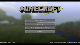 Minecraft Fans Have Finally Uncovered The Seed To The Title Screen World Gamesradar