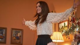Why Keira Knightley Had 'One Of The Strangest Experiences' Of Her Career Filming Silent Night