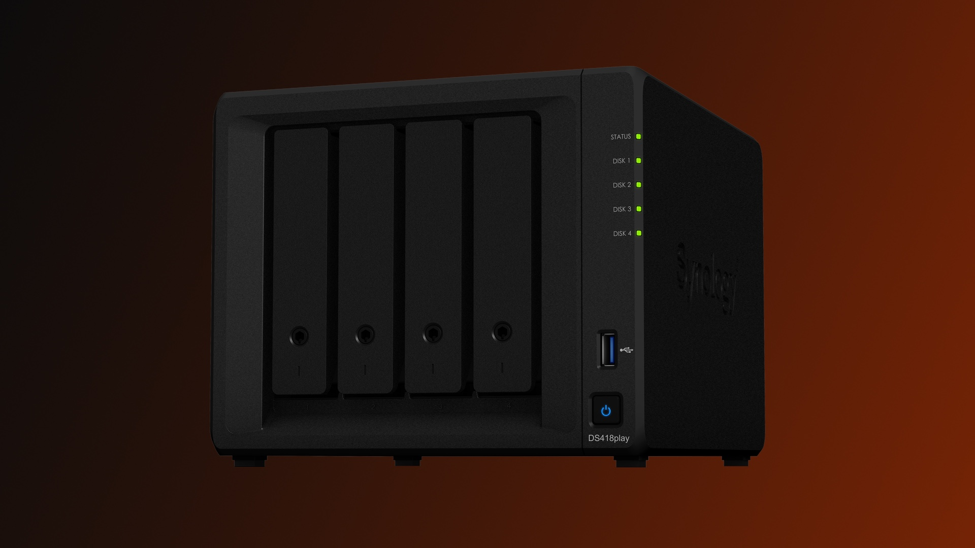 Synology DiskStation DS418play review | TechRadar