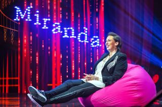Miranda Hart on her New Year's Day special