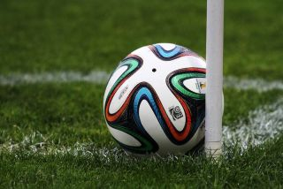 Brazuca soccer ball used in Croatia