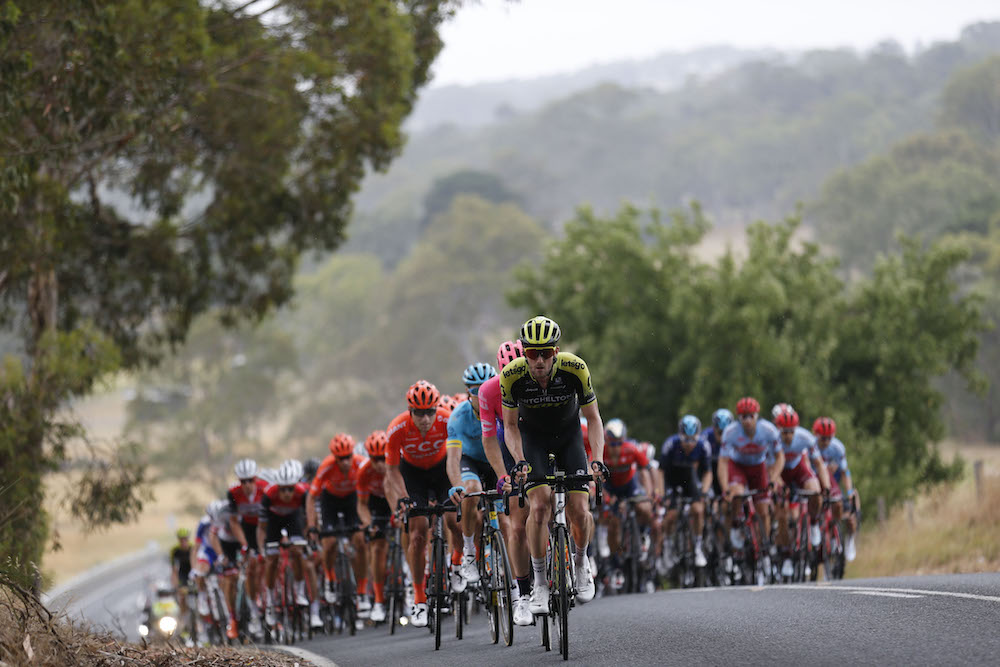 Watch: Tour Down Under 2019 stage four highlights