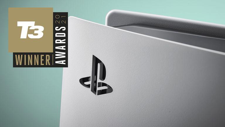 Sony PlayStation 5 PS5 T3 Awards 2021
