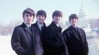 The Beatles in Washington, February 1964