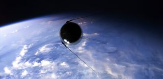 Sputnik 1, space exploration