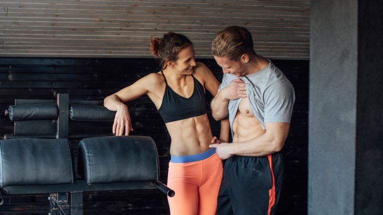 Fat-burning exercise comparison between men and women