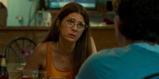 Marisa Tomei as Aunt May in Spider-Man: Far From Home