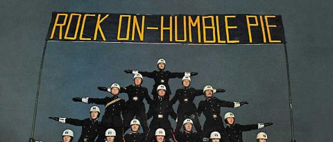 Humble Pie: Rock On album cover