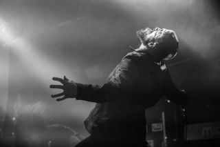 Amenra live at Desertfest 2019, by Christina Wenig