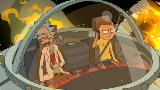 Rick and Morty Rick and Morty season 5 episode 2 release date