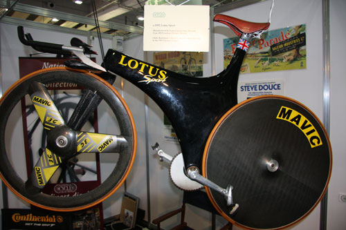 Boardman Lotus, Cycling Show 2010