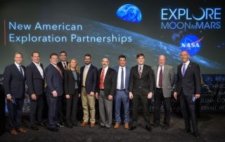 9 US Companies Are Going to the Moon! Here Are NASA's New Partners.