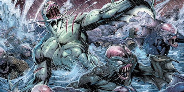 Aquaman The Trench