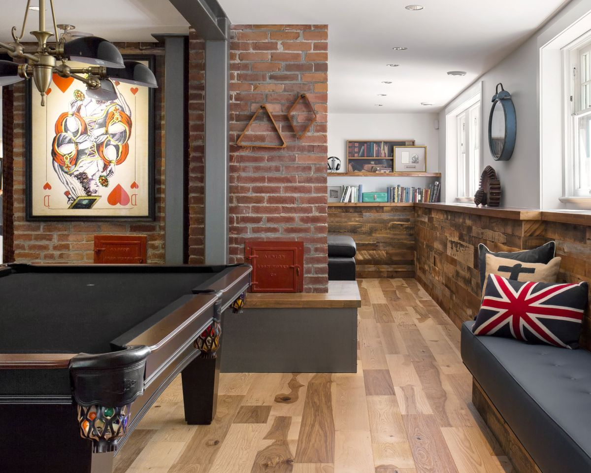 The ultimate guide to remodelling and finishing your basement space