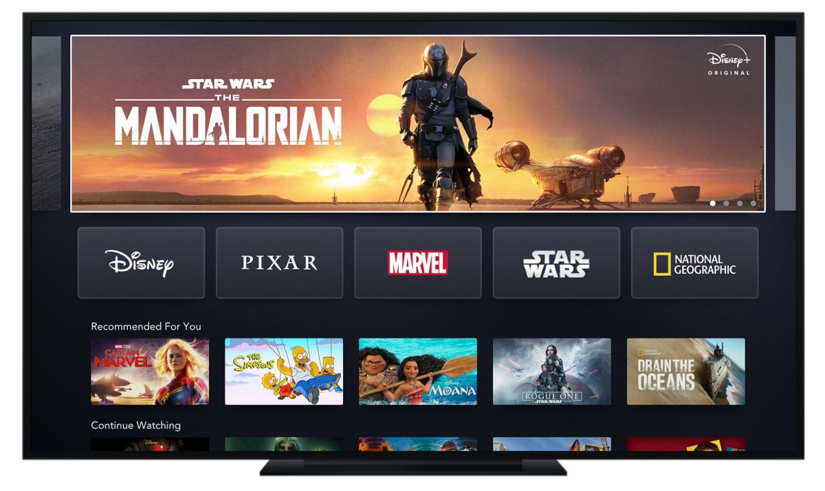 Disney Plus: how to sign up, app links, and exclusive shows | TechRadar