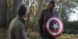 How Marvel's Falcon And The Winter Soldier Handles The Mantle Of Captain America, According To Anthony Mackie