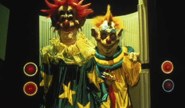 Killer Klowns from Outer Space Universal Studios Orlando Halloween Horror Nights