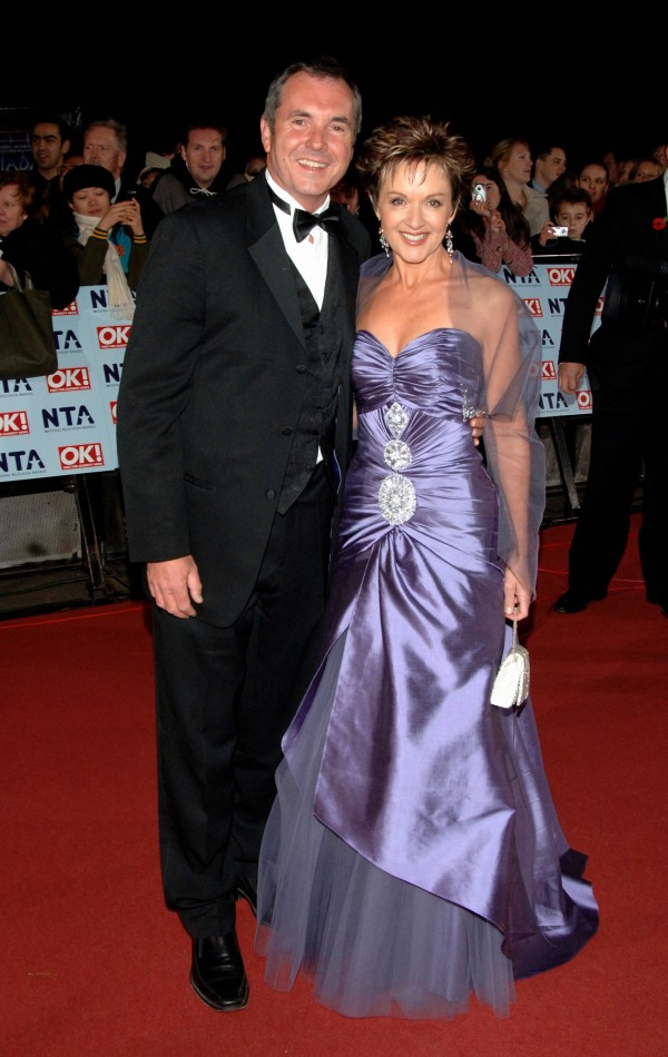 Alan Fletcher and Jackie Woodburne