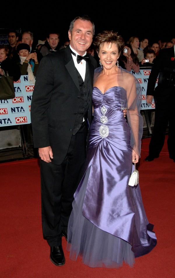Alan Fletcher and Jackie Woodburne