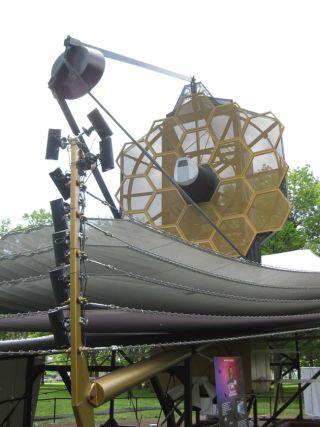NASA's Next Big Telescope Kicks Off NY Science Fest