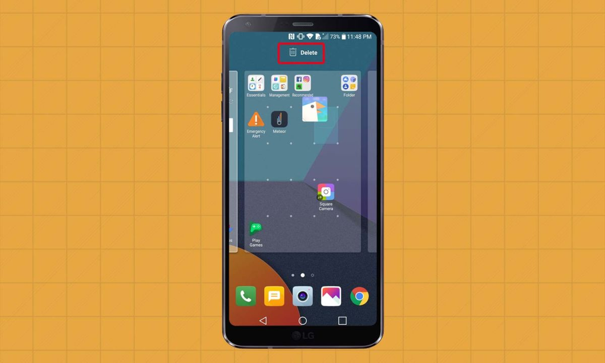 How to Delete Apps on the LG G6 | Tom's Guide