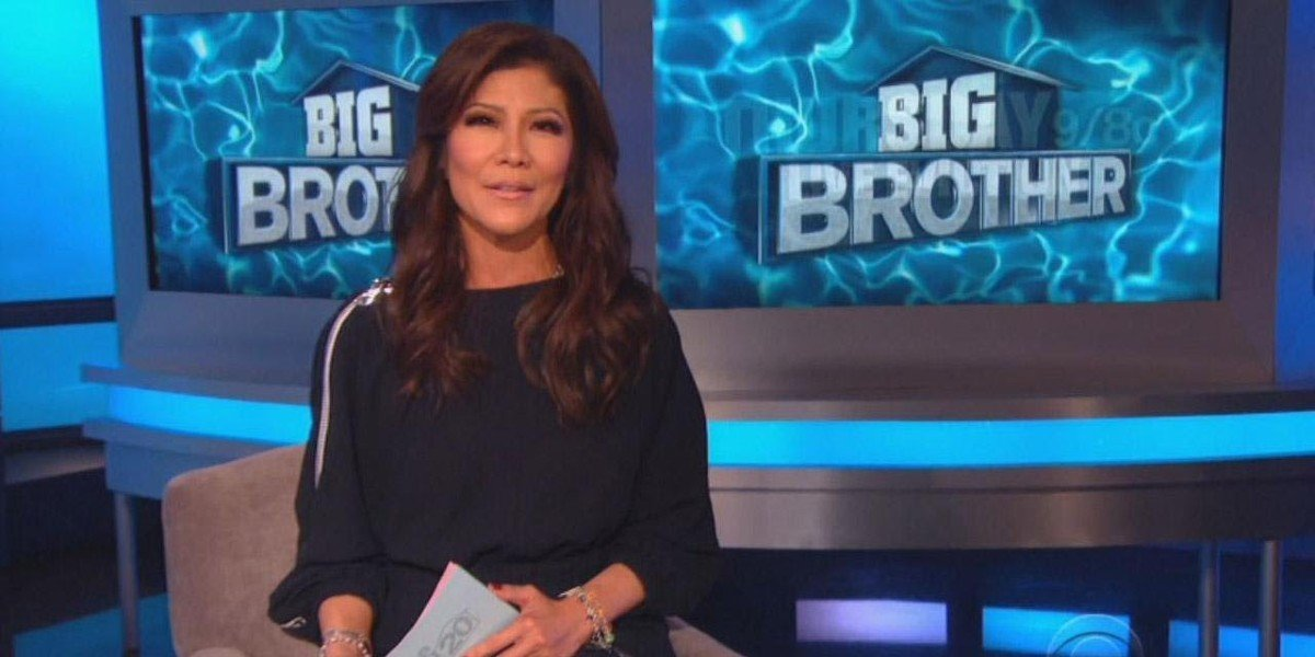 Julie Chen in Big Brother