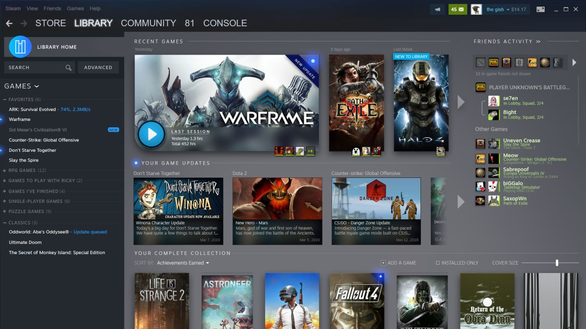 Steam is getting a fresh new look for 2019 | TechRadar