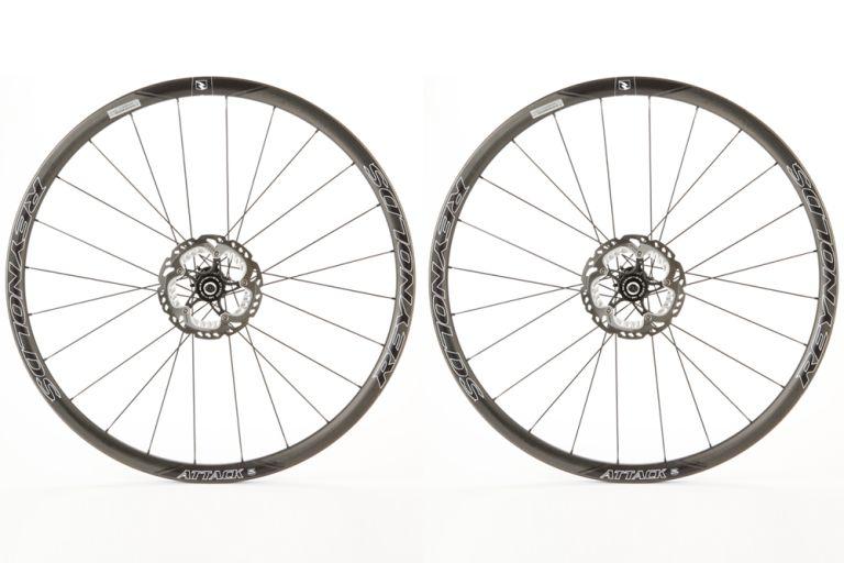 reynolds attack disc brake wheels