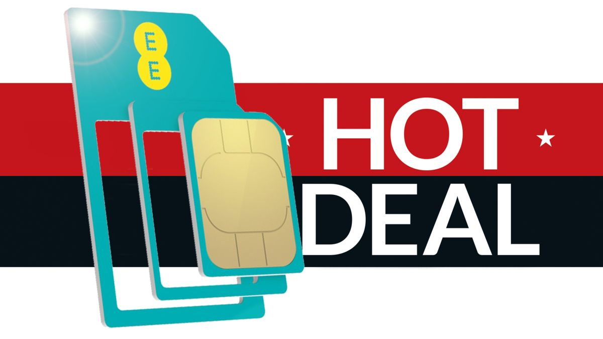 EE SIM only deal drops 60GB of rapid data in your phone each month for cheap