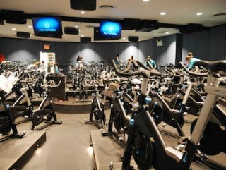 Bose System Motivates High End Manhattan Indoor Cycling Classes