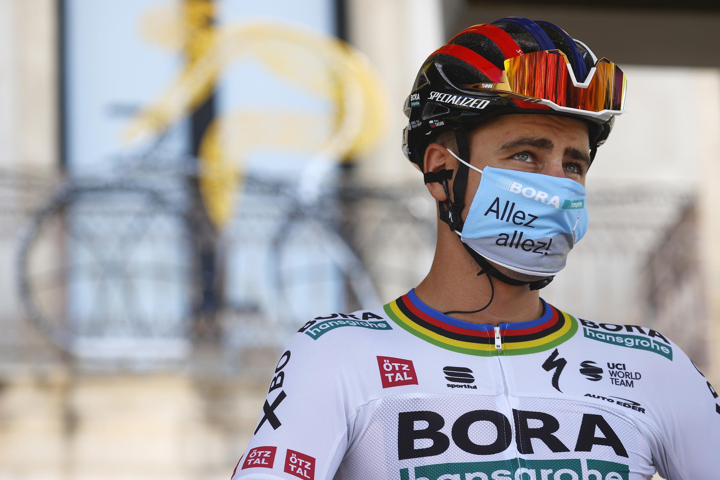 Peter Sagan abandons the Tour de France 2021