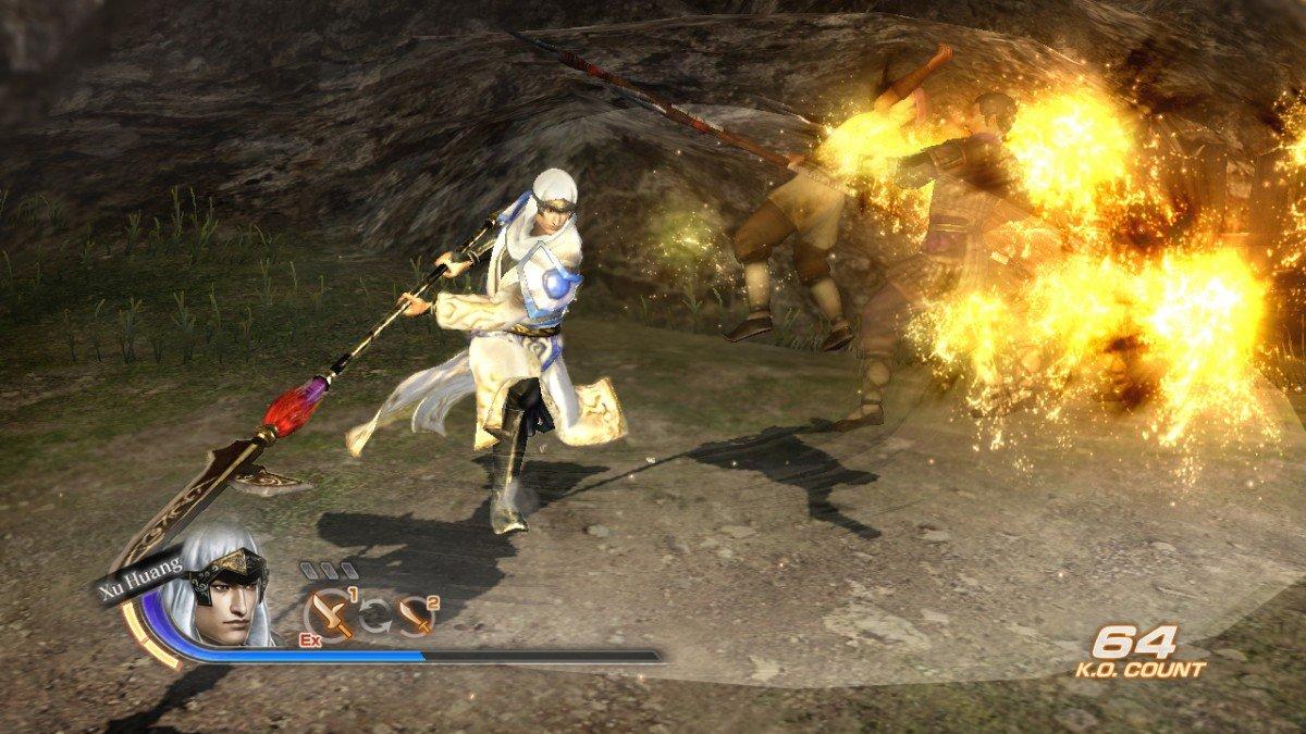 Dynasty Warriors 7 Character And Combat Screenshots #16501