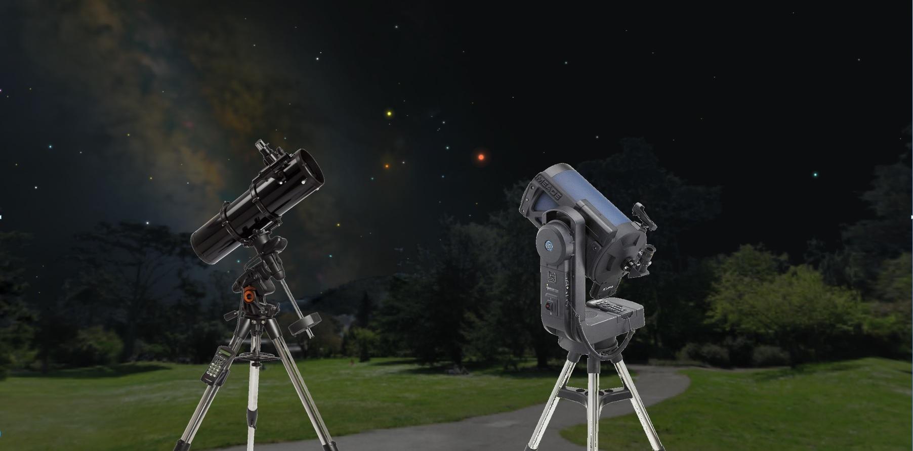 The Best Telescope Options For Stargazing