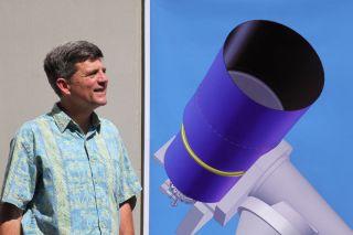 ATLAS Project Head Dr. John Tonry