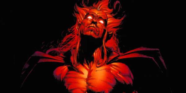 Mephisto Marvel comics red devil guy